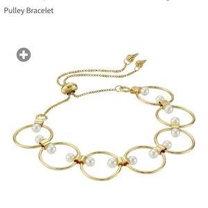 NWT Rebecca Minkoff Pearl Bracelet